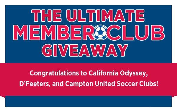 Ultimate Member Club Giveaway